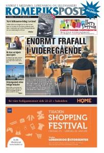 romeriksposten 2. utgave 2013 forside